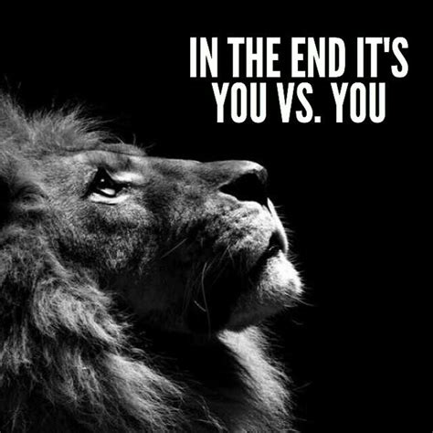 Because It S You 02 End motivational wallpaper on you vs you dont give up world