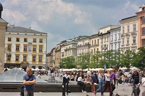 krakow city centre reasons you should visit krak 243 w poland wooden window sills