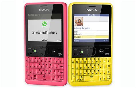 Hp Nokia Asha 210 Sekarang harga hp nokia asha terbaru mei 2015