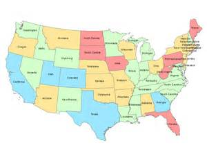 Northern States Map by Cartographically Complete Map Of Elderlies In The Us