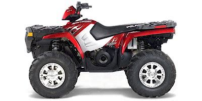 Polaris Sportsman 700 Twin Efi Browning Edition Atv 2006