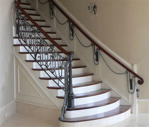 custom banisters custom railing staircase louisville by maynard studios