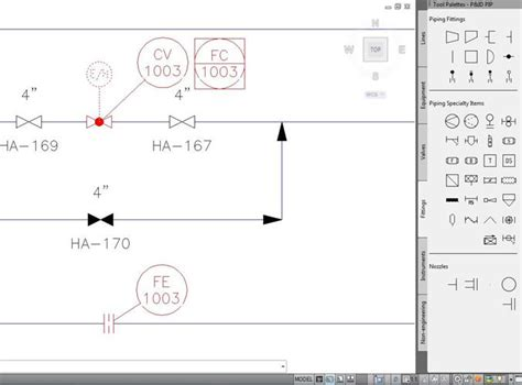 Drawing P Id In Autocad by Autocad P Id Da Na Tecnologia