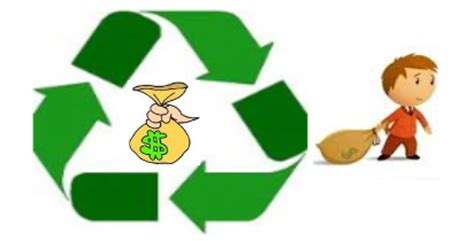 How To Make Money Recycling Paper - make money recycling 20 that ll pay for your trash