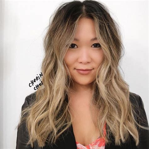 blonde asian hairstyles women39s hairstyles asian natural hair black color for
