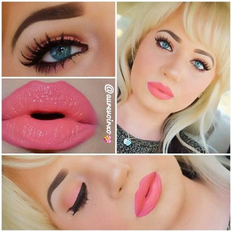 hair and makeup for school sexy lips make up pinterest beautiful sexy and