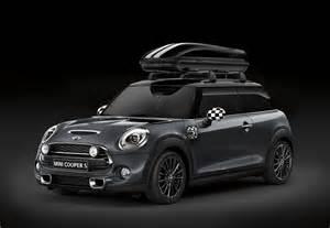 Mini Cooper Hardtop Accessories Motoringfile 187 Archive 187 World Debut 2014 F56 Mini