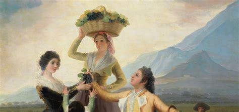cuadros de goya en el prado goya y la corte ilustrada exposici 243 n museo nacional