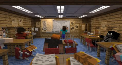 Free Tiny House Blueprints microsoft pushes minecraft into the classroom with new