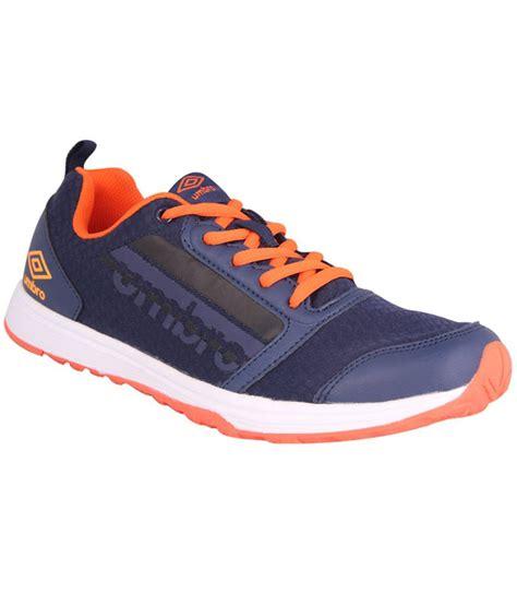 umbro sneakers umbro sturdy orange sports shoes price in india buy umbro