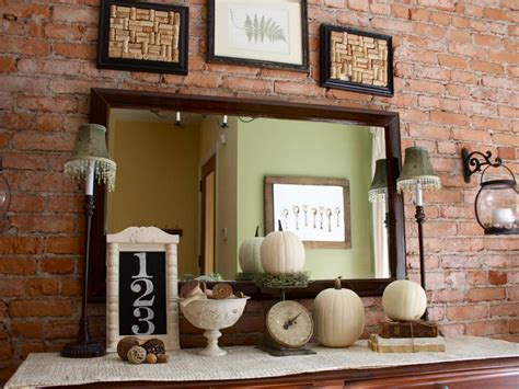 harvest home decor 12 ways to add harvest decor to your home hgtv