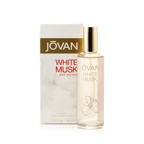 Parfum Jovan White Musk fragrance outlet perfumes at best prices