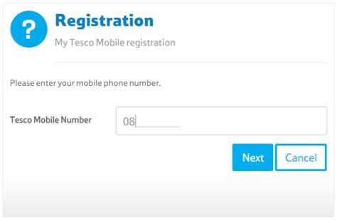 tesco mobile telephone number my tesco mobile help centre tesco mobile