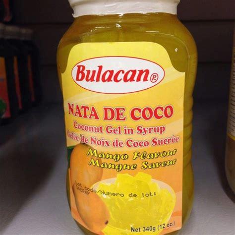 desain kemasan nata de coco bulacan nata de coco mango 340g