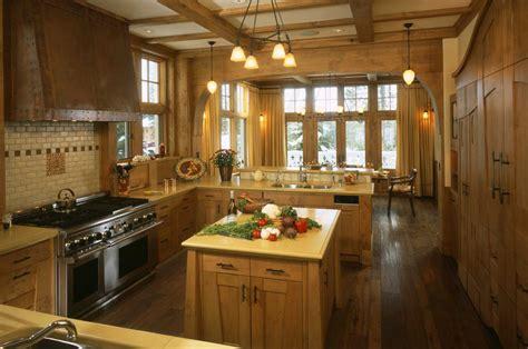 Kitchens Designs art nouveau mountain house mt lincoln construction inc