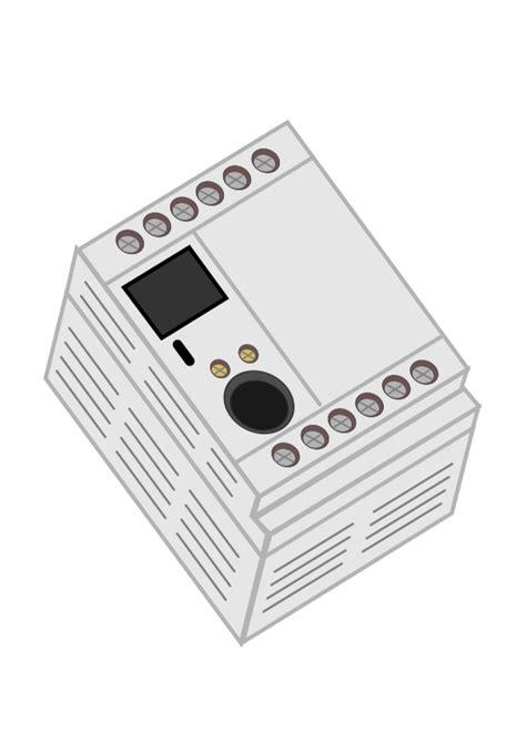 clipart programmable logic controller