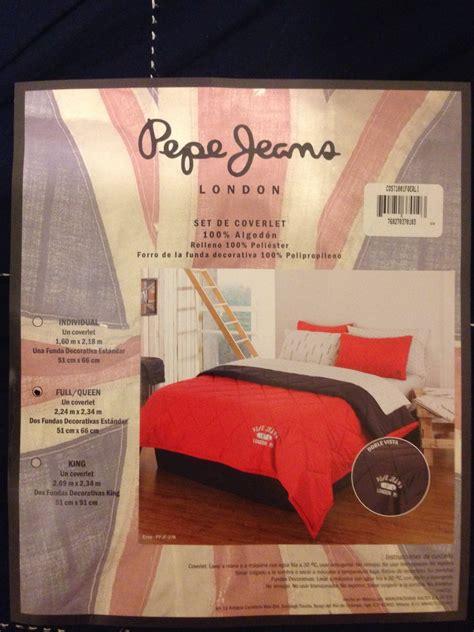 edredones usados queen edred 243 n matrimonial queen pepe jeans rojo tommy nautica