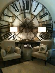 Wall Clock Ideas by 30 Creative And Stylish Wall Decorating Ideas Blog Of