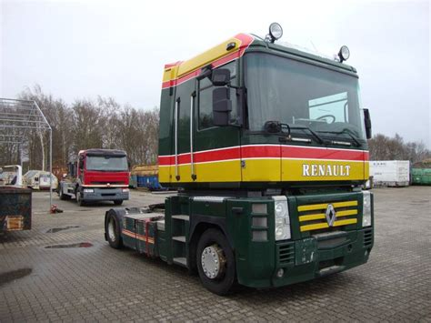 renault magnum  volvo tractor units year  price    sale mascus usa