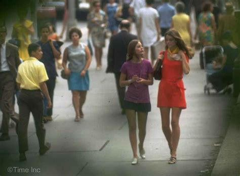 Wardrobe On The News by 1960s Fashion The New York Look 1969 Glamourdaze