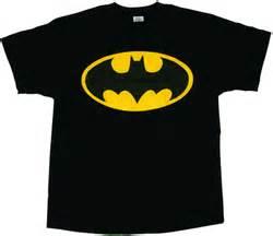 Kaos Logo Batman Glow In The batman logo glow in the t shirt