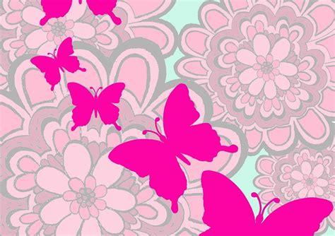 imagenes de mariposas rosadas y moradas mariposas rosas hd dibujoswiki com