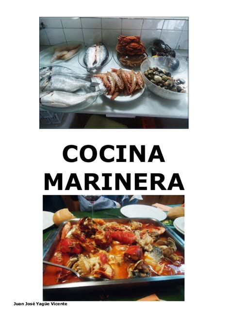cocina marinera cocina marinera
