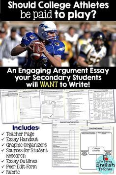 Should College Athletes Be Paid Essay by 1000 Ideas About Essay Topics On Persuasive Essay Topics Persuasive Essays And