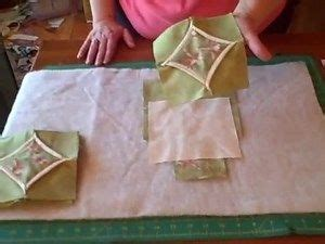 How To Make Cathedral Window Patchwork - best 25 cathedral window quilts ideas on