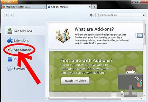 firefox appearance themes how to make firefox faster a how to guide tgg