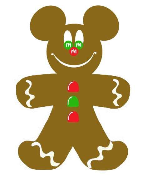 Free House Projects Gingerbread Man Art Cliparts Co