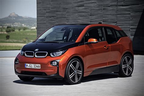 bmw i3 electric car mikeshouts