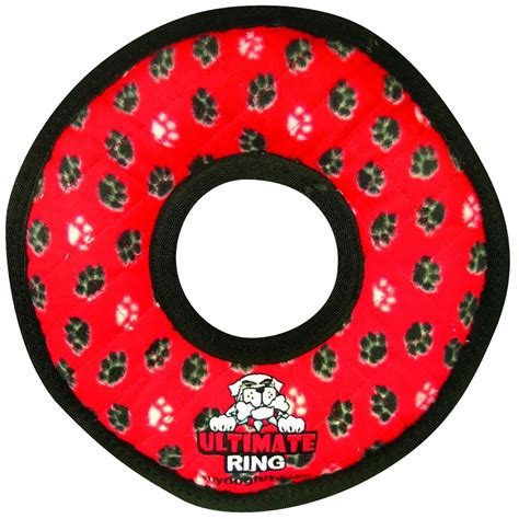 tuffy toys tuffy s ultimate ring paws