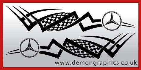 Sticker Kaca Amg Mercedes Bent Cutting Stiker Amg Whindseild mercedes car stickers kamos sticker