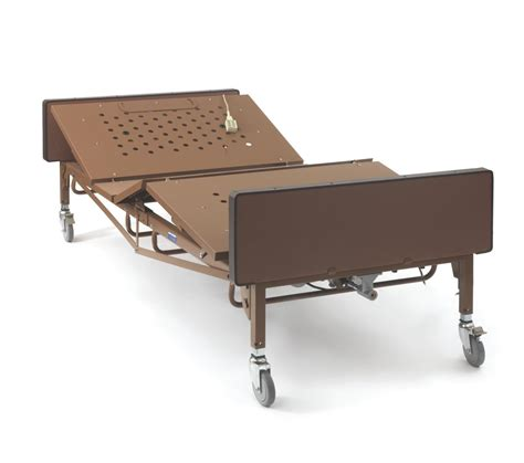 bariatric hospital bed medline mdr107004