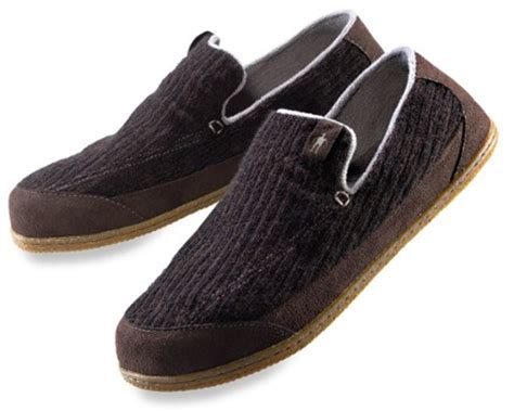 smartwool slippers smartwool mocaroon slippers s rei