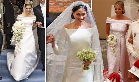 meghan markle dress  duchess  sussex base wedding