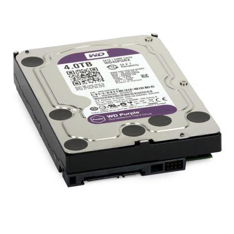 Hardisk Int 3 5 Wd Purple Sata3 U Cctv 1tb 1 hdd 4tb purple wd40purx 3 5 quot sata3 600 64mb wd