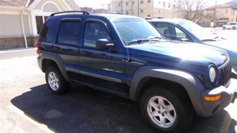 2002 Jeep Liberty Battery Purchase Used 2002 Jeep Liberty 203 712 Key No