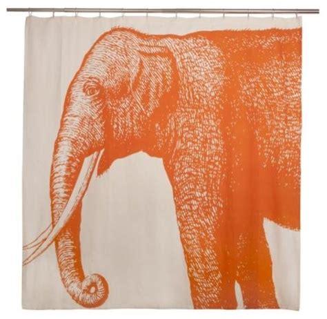 thomas paul shower curtain thomas paul elephant shower curtain asian shower
