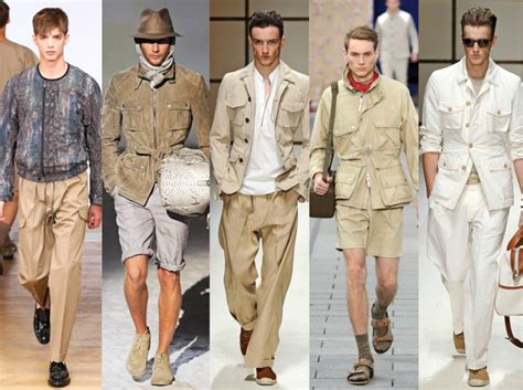 Safari Trend by Themes Menswear
