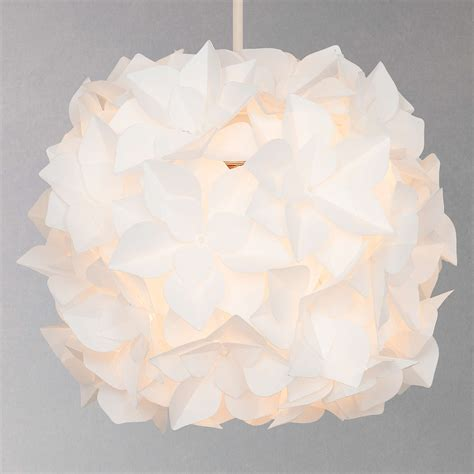 lotus flower ceiling light lewis lotus easy to fit flower pendant shade at