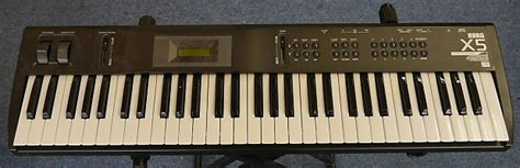 Keyboard Korg X5 Baru korg x5 synthesizer keyboard reverb