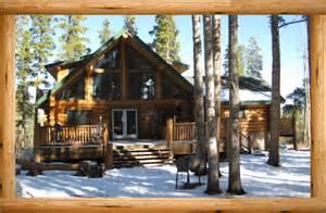 vacation rentals breckenridge colorado luxury log cabin