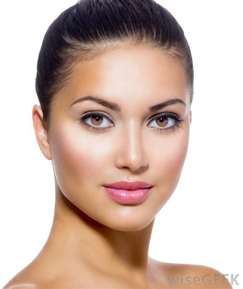 best face shape for models nice shape of contouring and similar structure to my own