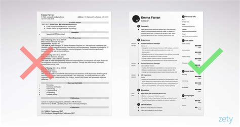 Basic Resumes by Basic Resume Templates 15 Exles To Use Now