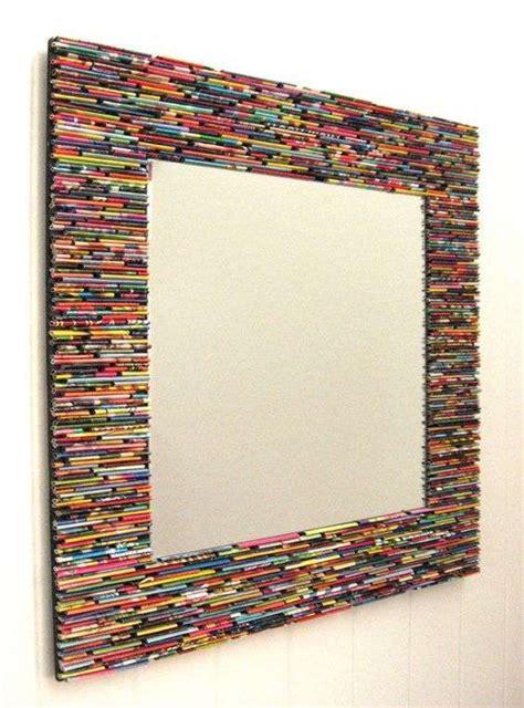 decorar espejos 28 ideas e im 225 genes para decorar espejos