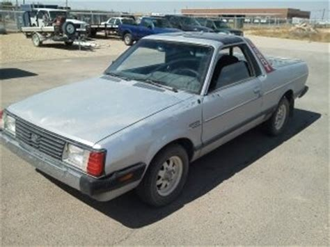 1993 subaru brat for sale 1993 subaru brat overview cargurus