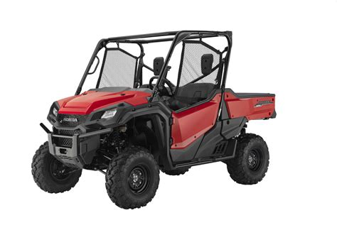 dirt wheels magazine hondas new 1000cc utv