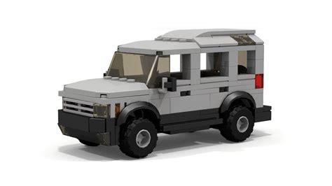 lego land rover lego land rover style 4x4 car